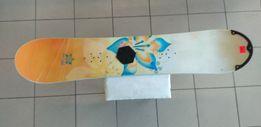 Deska snowboardowa Burton 130 cm