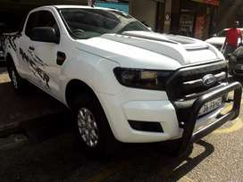 FORD RANGER 2017. SUPER CAB