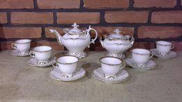 Porcelana SPM BERLIN 1832 -41, Serwis J. F. F. Schumann SPM