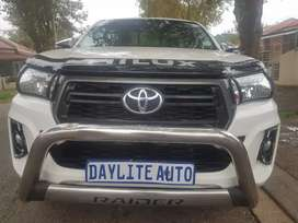 2017 Toyota Hilux GD-6 4×2