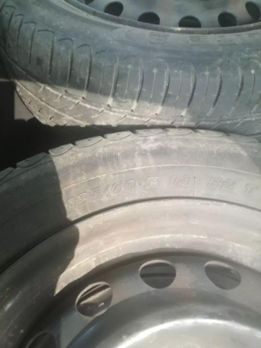 Platisca z gumami 14 0