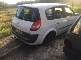 Renault Scenic 2..1.9dci stripping