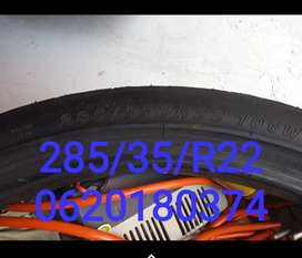 22 tyre for sale