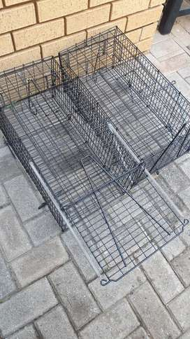 Catch and Release cages