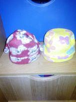 Продам яркие шапочки на девочку!