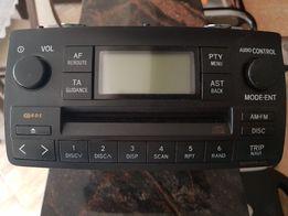 Radio Toyota e 12