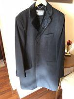 Пальто кашемировое средней длины West-Fashion (НЕРПА)