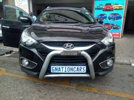 Hyundai ix35 diesel 2.0 for sale