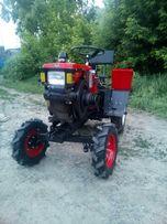 Мінітрактор минитрактор мототрактор трактор з мотоблока
