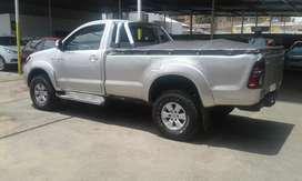 2009 toyota Hilux 3.0d4d single cab high rider manual