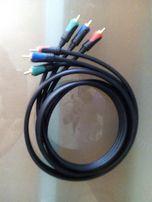 Продам кабель 3 RCA - 3 RCA 1.80 см
