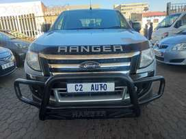 2015 Ford Ranger 2.2 DTCI 6speed Double Cab