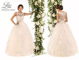 Свадебное платье. 7000 руб