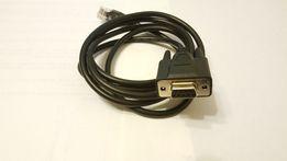 Продам консольный кабель RJ45 -> DB9F (COM-порт) RS232