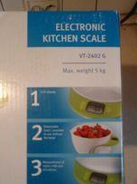 продам кухонные весы VITEK VT-2402