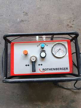 Rothenberger Roweld hydraulic pack