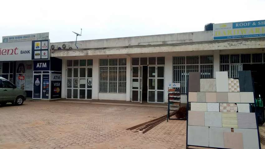 Offices to let in Bweyogere 0