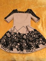 Нарядное платье 44-46 р. М