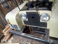 Land rover series 2 0