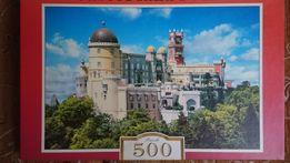 Puzzle 500elem. Castorland