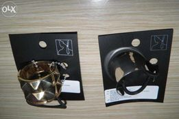 Nowe gumki złota srebrna h&m