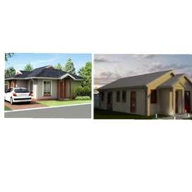 Brand new houses for sale at Lotus gardens(Jalapeno)