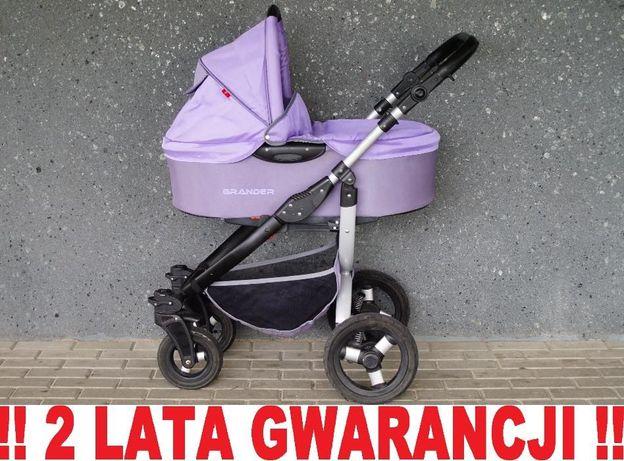 Wózek TUTEK GRANDER 3w1 - super lekki !! Wysyłka w 24h !! Elbląg - image 1
