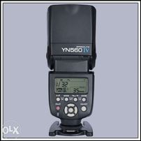 Вспышка Yongnuo YN560-IV (YN-560IV, YN560IV) + колпачок-рассеиватель