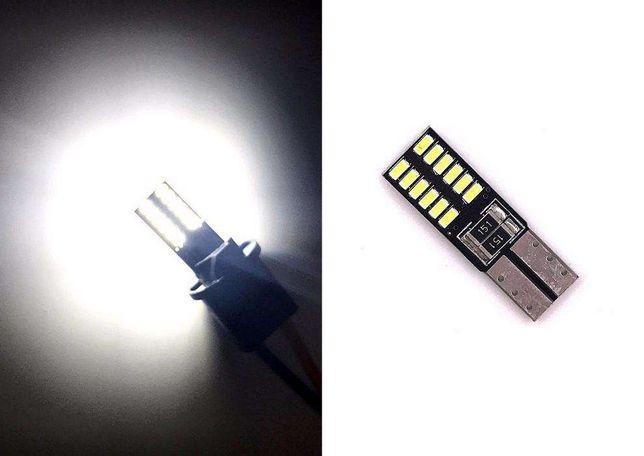 Габаритные огни T10 LED лампочка светодиодная Дневные ходовые огни ДХО Кривой Рог - изображение 1