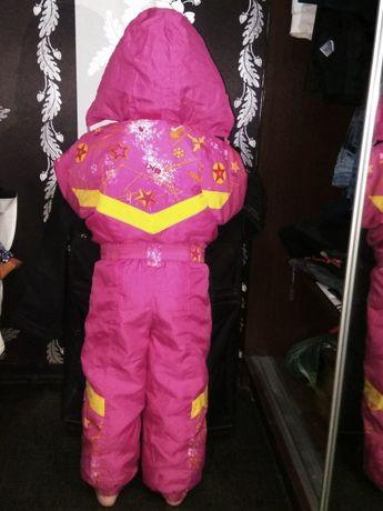 Продам куртку комбинезон для девочки Харьков - изображение 2