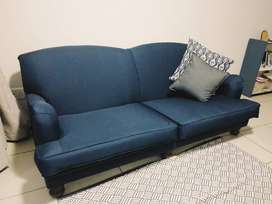 Wetherlys Refurbished Couch Set