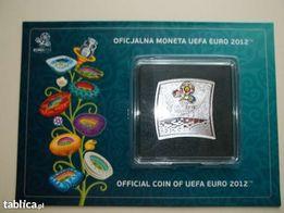 20zł mistrzostwa uefa EURO 2012 HIT SREBRO