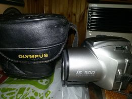фотоапарат Olympus is-300 пленочный зеркалка