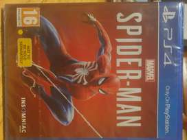 Spiderman PS4 game new