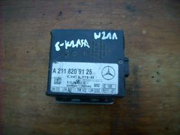Moduł sterownik alarmu Mercedes E-klasa W210 W211 W220 A211.8209.126