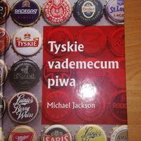 Tyskie Vademecum Piwa - IDEALNE, 88 stron kolorowe kartki twarde piwo