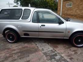 Ford Bantam bakkie 4sell 1,3i