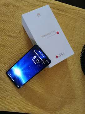 Huawei P40, Only 4 months old.