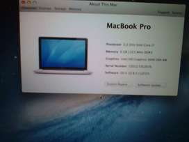 Apple macbook pro core i7