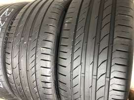 225 40 R18 Continental Run Flat Tyres