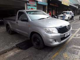 2015 TOYOTA HILUX 2.0 VVTI SINGLE CAB