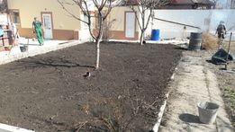 уборка участков, спиливание деревьев, корчевка пней, покос травы