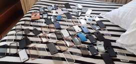 BULK LOT OF  CELL PHONE COVERS