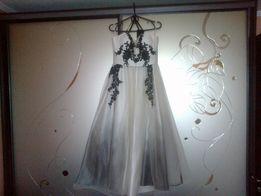 Выпускное платье Авторская робота Николаевской модельера Елены Орловой