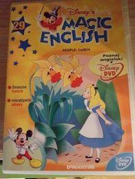 Micky Mouse angielski dla dzieci