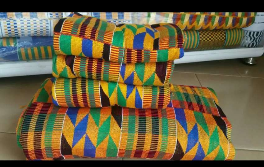 Kente clothe for men and women 0