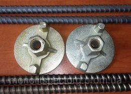 Стяжной винт DW15, анкерный стержень для опалубки