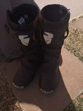 Thor offroad bike boots