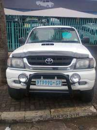 Image of toyota hilux 3.0 kz-te double cab