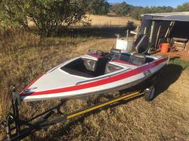 Speedboat - Galaxy boats 7 persons